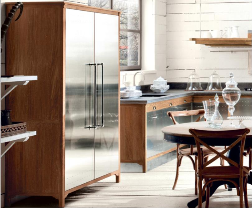 Italienische Designküche Hummelbrunner
