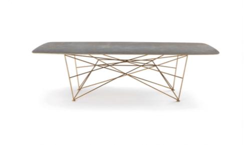 Italienischer Designtisch von Frigerio bei Hummelbrunner