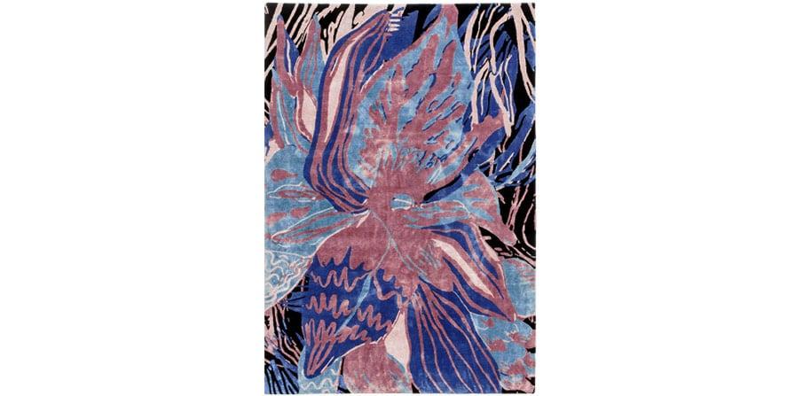 Karpeta italienischer Designteppich Hummelbrunner