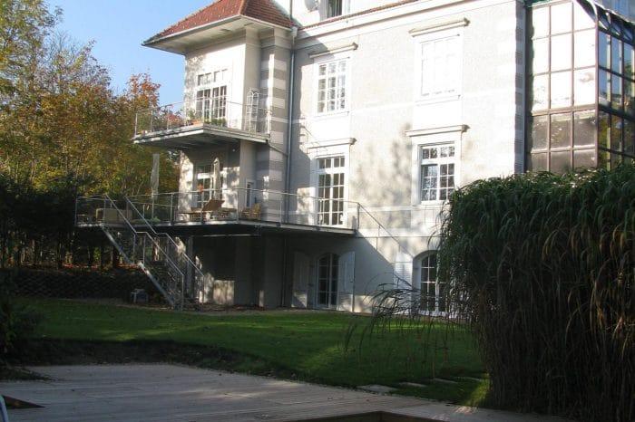 Villa Umbau Hummelbrunner
